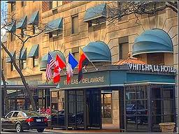 Americanmaitred stories told by the foh staffs within for Whitehall hotel chicago